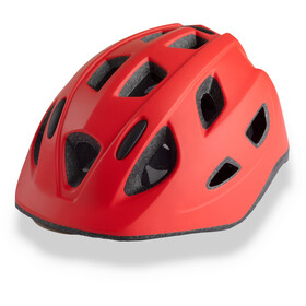 Cannondale Quick Casco Niños, red